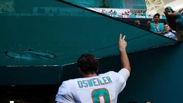 Jeff 'Defo' DeForrest - Miami Dolphins/Hurricanes Writer Antwan Staley!