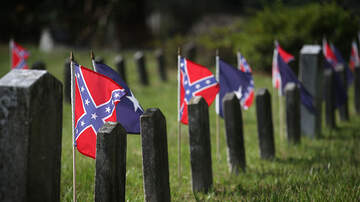 National News - Government Spending Millions To Guard Confederate Cemeteries