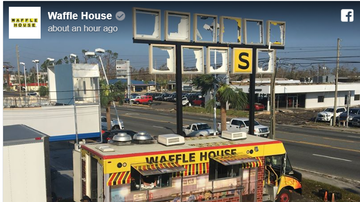Steve - Waffle House Back Open in Panama City - with Free Food