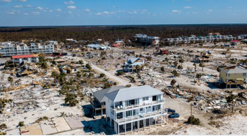 BC - This Is How 'That One House' Survived Hurricane Michael While Others Didn't