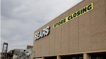 BC - 'Sad Day for American Retail': Sears Declares Bankruptcy