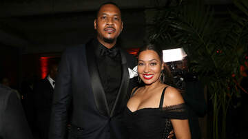 Entertainment News - La La Says She's 'Figuring Out' Carmelo Marriage Amidst PDA-Heavy Sighting