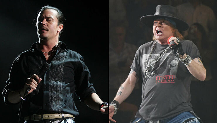Axl Rose Couldn't Understand in the '90s Why Alternative
