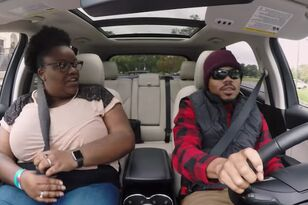 Chance The Rapper Went Undercover As A Lyft Driver in Chicago (VIDEO)
