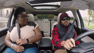 Trending - Chance The Rapper Went Undercover As A Lyft Driver in Chicago (VIDEO)