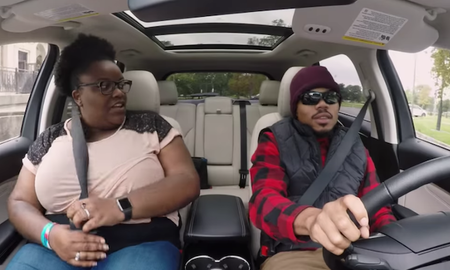 Music News - Chance The Rapper Went Undercover As A Lyft Driver in Chicago (VIDEO)