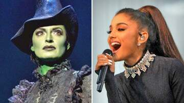 Maui - Ariana Grande Getting Ready To Be Green Witch In Wicked