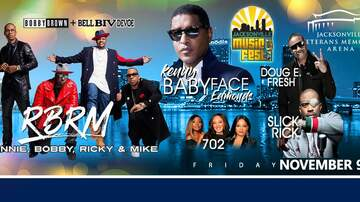 Yolanda Neely - Win a Pair of tickets to the Jax Music Fest