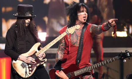 Rock News - Nikki Sixx Assures Fans New Mötley Crüe Songs Totally Crush