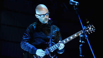 iHeartRadio Music News - Moby Celebrates 32-Year Vegan Anniversary By Getting Giant Arm Tattoos