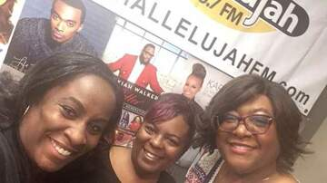 Tracy Bethea - Tammy Wins One Thousand Dollars on Hallelujah FM