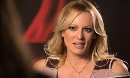 Politics - Stormy Daniels Lawsuit Against President Trump Dismissed by Federal Judge