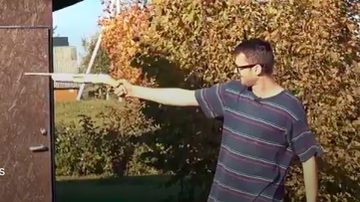 Meat - What could go wrong with a homemade gun ?