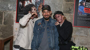 - Mike Shinoda at Terror Behind the Walls Meet + Greet - October 2018
