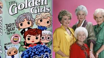 Klinger - FUNKO Just Released Golden Girls Cereal At Target