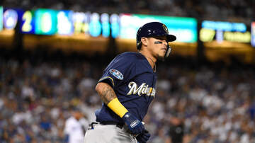 Brewers - Brewers take Game 3 of NLCS 4-0 over Dodgers