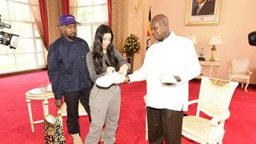 Scott and Sadie - The President of Uganda Asked Kim Kardashian What Her Job Is