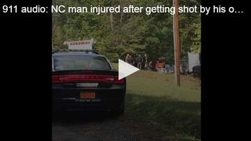 KC O'Dea Show - 911 Audio: Man Blows Off Arm After Setting Off His Own Booby-Trap!