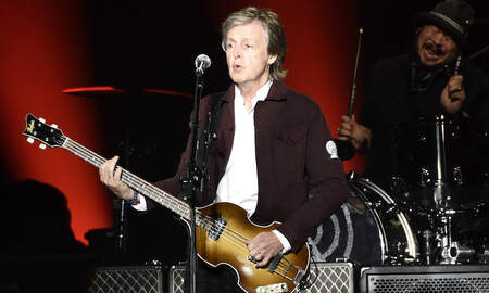 Rock News - Paul McCartney Talks 'Egypt Station' Success, The Beatles' Rumored Disputes