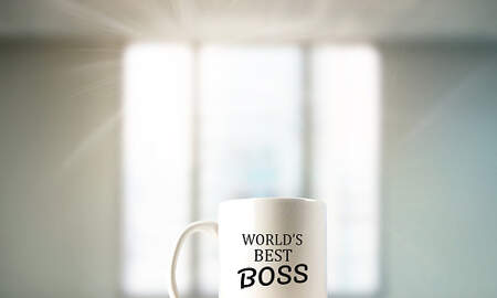 A.D. Berry - HAPPY NATIONAL BOSS'S DAY: Today... we salute the BAWSE!