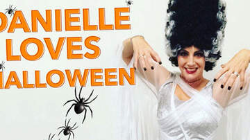 Elvis Duran - 30 Days of Halloween With Danielle Monaro