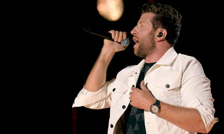 iHeartCountry - Brett Eldredge Serenades Fan with Cancer