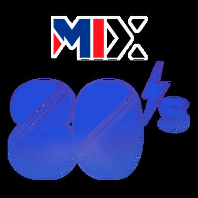 Mix 80s logo
