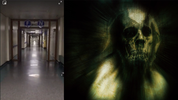 Weird News - Woman Captures Creepy Demon Voice In Hospital Video