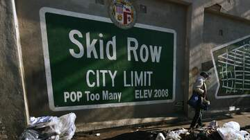 National News - Rats and Trash Fuel Typhus Outbreak in Los Angeles' Skid Row