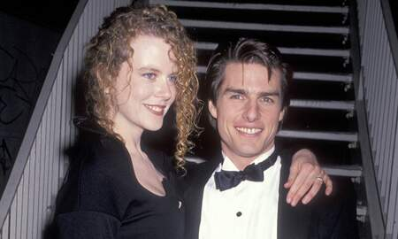 John Elliott - Nicole Kidman says her marriage to Tom Cruise kept her from being sexually