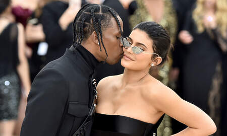 Trending - Kylie Jenner Calls Travis Scott Her 'Hubby,' Sparks Marriage Rumors