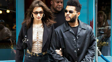 Entertainment News - Bella Hadid Thanks Her 'Baby' The Weeknd For Surprise Birthday Celebration