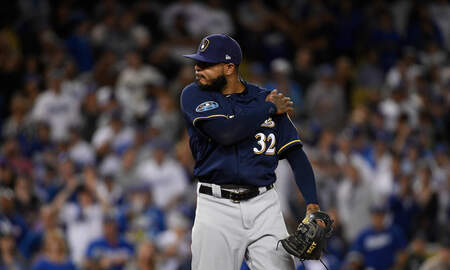 Brewers - WATCH: NLCS Game 3 - Brewers 4, Dodgers 0
