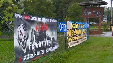 National News - Couple Says Ohio Haunted House Featured Mock Rape Scene