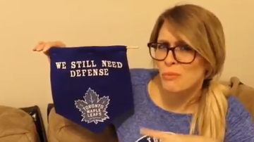 The Common Man - VIDEO: If Every NHL Team Raised A Bannner