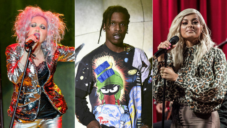 Cyndi Lauper Taps ASAP Rocky, Bebe Rexha & More For Charity Show