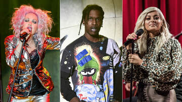 Music News - Cyndi Lauper Taps ASAP Rocky, Bebe Rexha & More For Charity Show