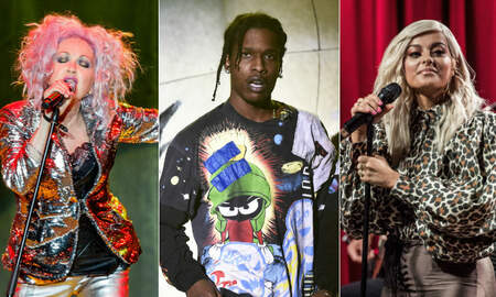 Trending - Cyndi Lauper Taps ASAP Rocky, Bebe Rexha & More For Charity Show