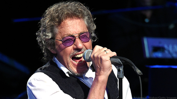 Lisa Berigan - THE WHO: ROGER DALTREY ADMITS FATHERING MORE CHILDREN THAN HE KNEW