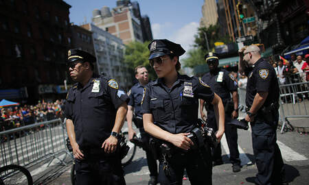 National News - No Weekend Shootings In New York City For First Time Since 1993