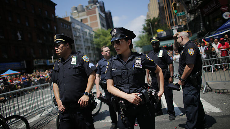 New York City police officers