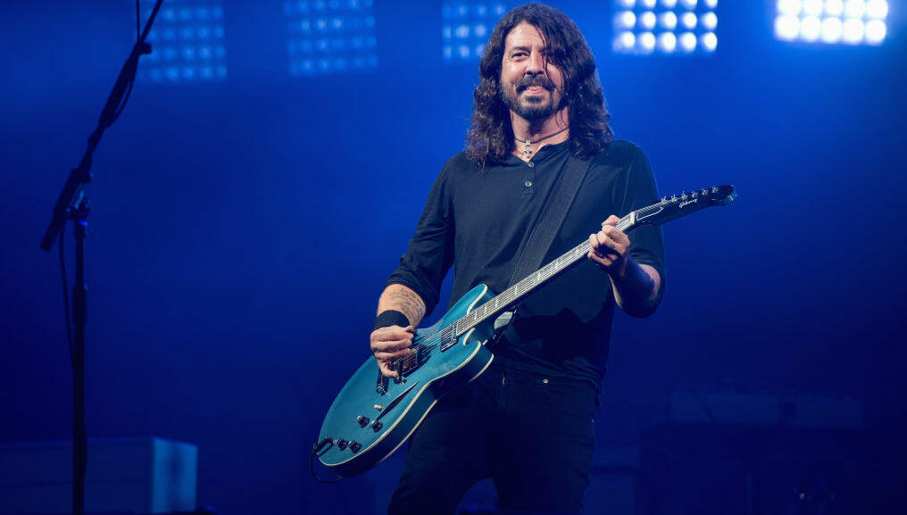 Dave Grohl Is Performing 'Play' at Warren Haynes' 2018 Christmas Jam