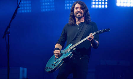 Rock News - Dave Grohl's 1992 Solo Album Is For Sale Right Now On eBay