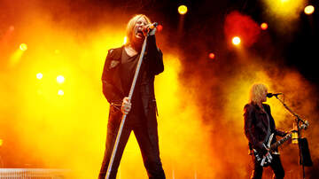 Gary Cee - Def Leppard leads in Rock-and-Roll Hall of Fame Fan Voting