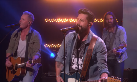 Music News - Old Dominion Added A Surprise To Their 'Make It Sweet' 'Ellen' Performance
