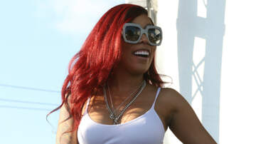 Music News - K. Michelle Shows Off Her Natural 'Silicone-Free' Booty: See The Pic