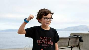 Scott and Sadie - A 10-Year-Old Ran Fifty 5Ks in Fifty Days to...
