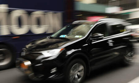 National News - New York Uber Driver Allegedly Kidnapped Passenger