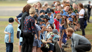 Len Berman and Michael Riedel in the Morning - WATCH: 5-Year-Old Tugs Prince Harry's Beard