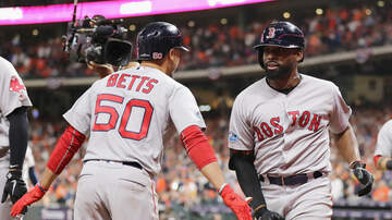 Sports Desk - Red Sox Take 2-1 ALCS Lead On Astros